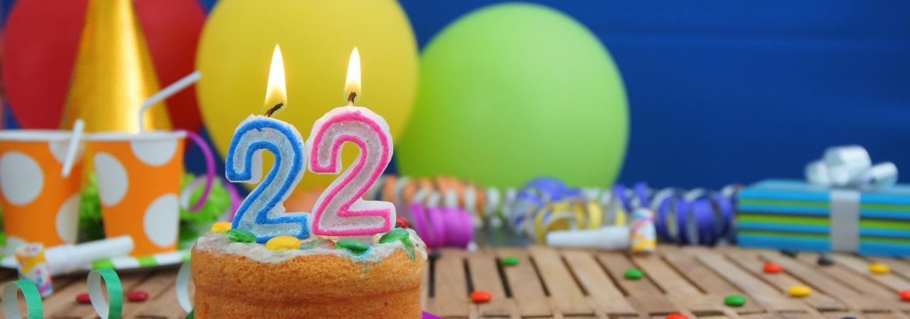 ペンシルは本日創立22周年を迎えました!