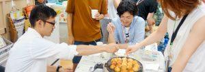 屋台風本格たこ焼き 〜アツアツ鉄板3部作 PECCHINの夏祭り〜