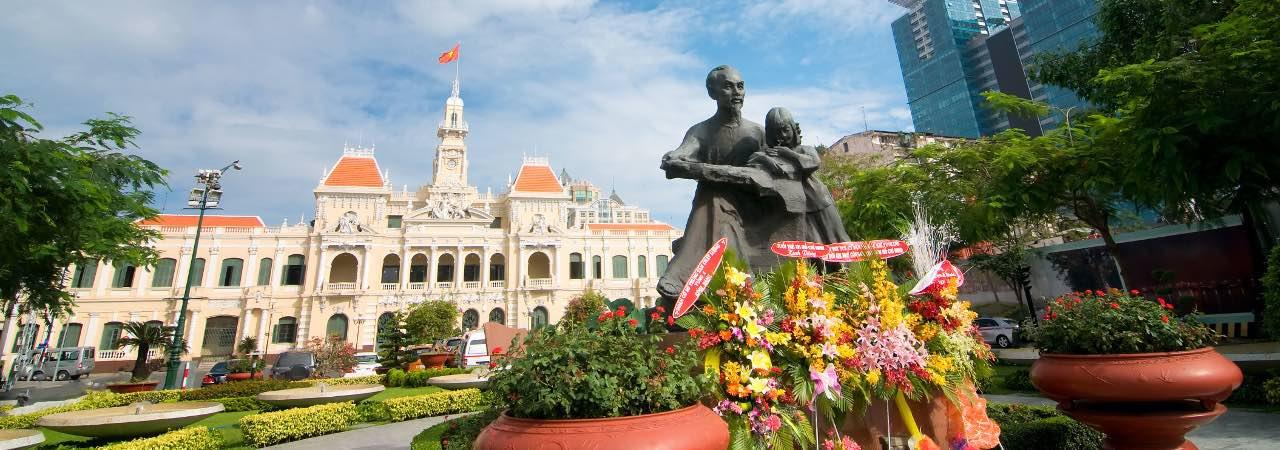 ホーチミンにベトナムオフィスを開設、システム開発を足がかりに将来的なマーケティング拠点へ