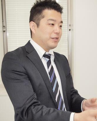 株式会社ジゾン ソリューション・コンサルティング部 第二部 課長 中村 善則