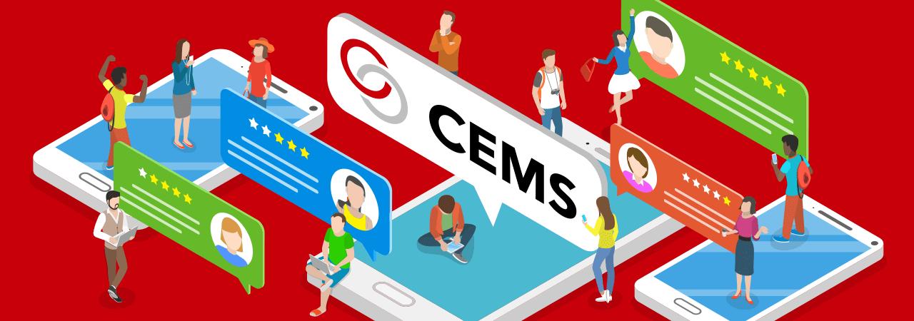 エンゲージメント施策をスピーディに展開する「CEMS(Customer Engagement Management System)」と第一弾機能「LINE配信機能」